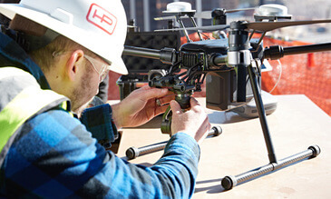 DJI unveils new series of Matrice drones