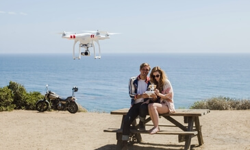 DJI Welcomes FAA-Commissioned Report Analyzing Drone Safety Near People