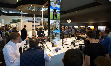 DJI and the World of Imaging at Photokina