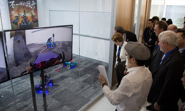 IEEE President and Board Members Visit DJI Headquarters