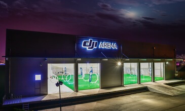 DJI Arena Officially Opens in Korea