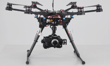DJI Zenmuse Z15-GH4 (HD) Assembly and Installation