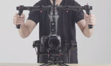 DJI - Preparing and Balancing Your Ronin