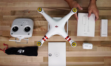 Phantom 3 Standard Tutorial: A Closer Look