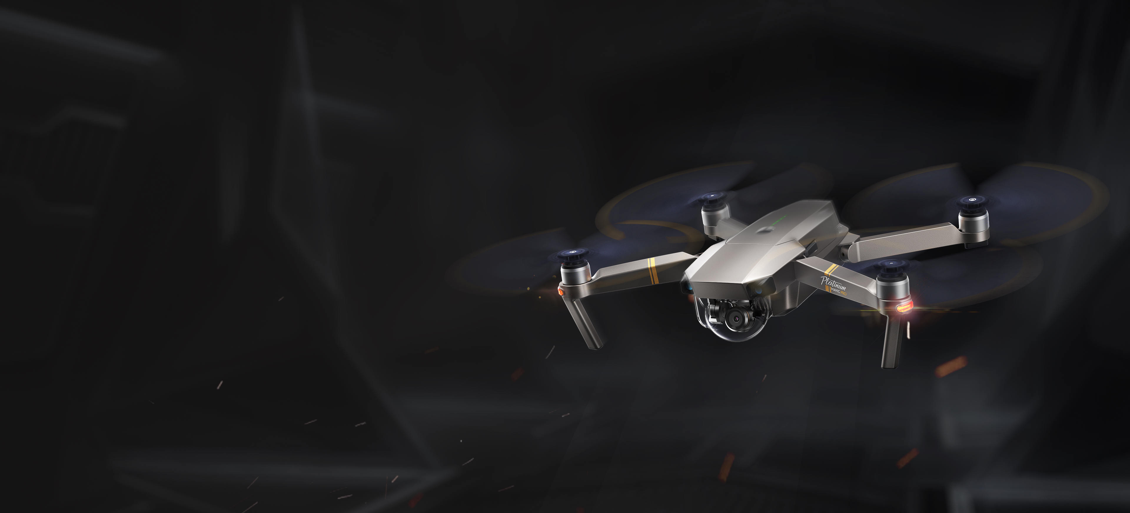 DJI Mavic Pro Platinum Specs Tutorials Guides