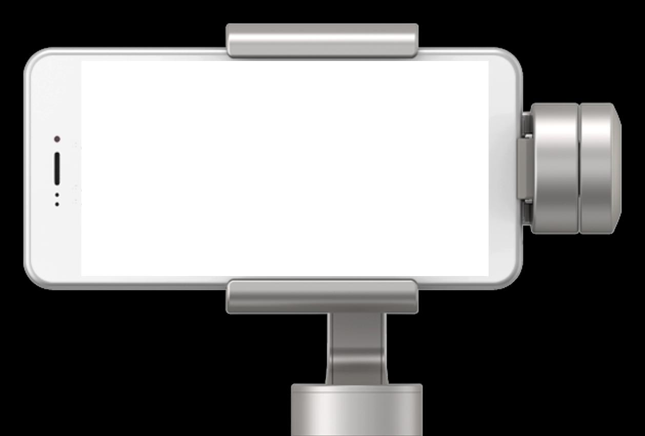 shot with osmo mobile - Mobile Frame