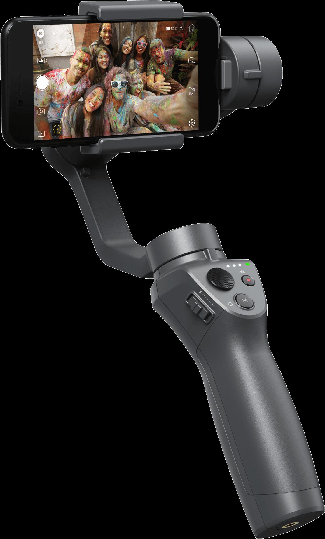 DJI Osmo Mobile 2 – Smartphone Gimbal – DJI