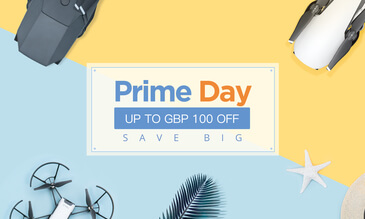 DJI Lowers Prices For Amazon Prime Day Drone Promotion