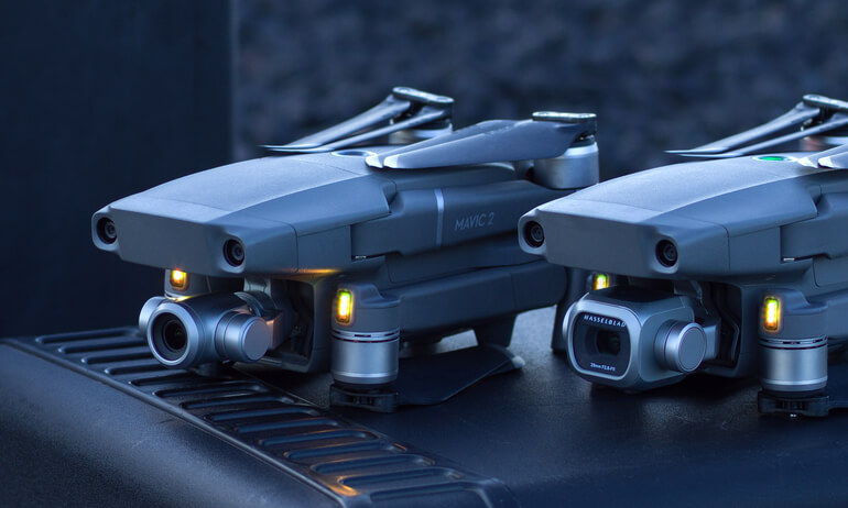DJI Introduces Mavic 2 Pro And Mavic 2 Zoom: A New Era For Camera Drones