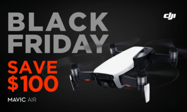 DJI Introduces Black Friday Promotion