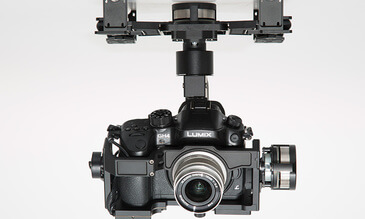 DJI has released its Zenmuse Z15-GH4 (HD) 3-axis HD gimbal stabilization system
