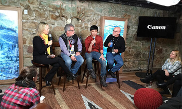 DJI Dazzles Industry Leaders at Sundance