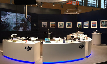 More than the World's Coolest Toys: DJI at the Nuremburg Toy Fair