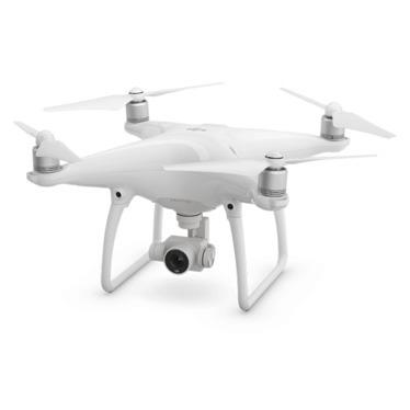 Phantom 4 - DJI's smartest flying camera ever