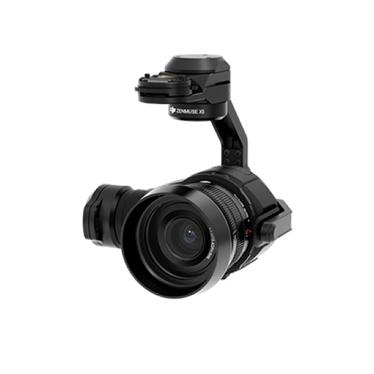 DJI Zenmuse X5 - Aerial Imaging Evolved - DJI