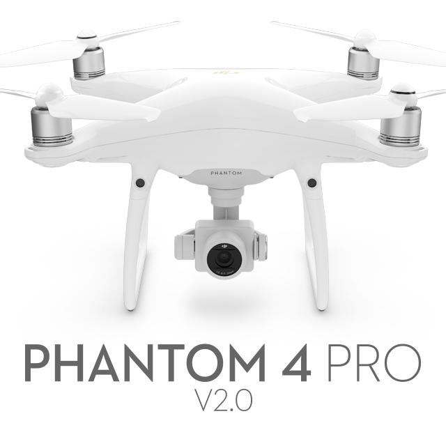Comparison of Consumer Camera Drones – Spark, Mavic, and Phantom – DJI