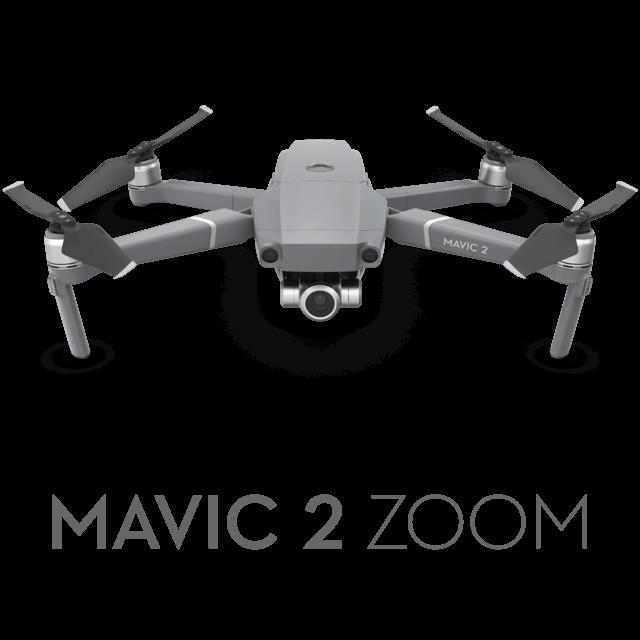 Comparison of Consumer Camera Drones – Spark, Mavic, and