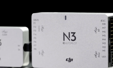 DJI – N3 Flight Controller – Parameter Settings