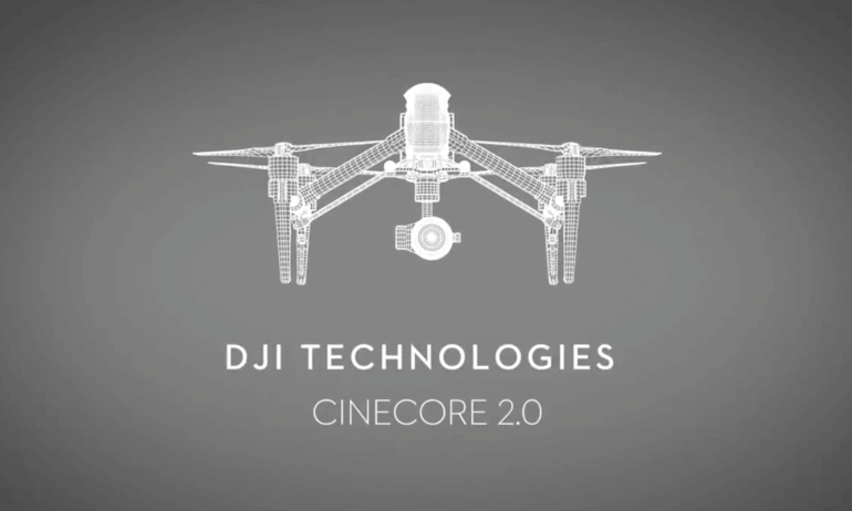 DJI Technologies - CineCore 2.0