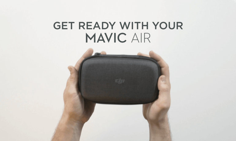Mavic Air QuickTips - Get ready with your Mavic Air