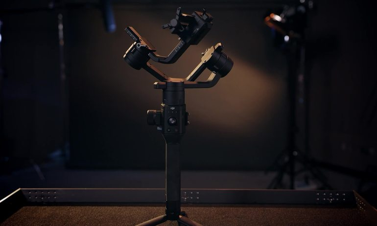 DJI Tutorials - Ronin-S - Unboxing
