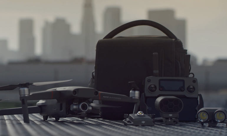 Introducing the DJI Mavic 2 Enterprise
