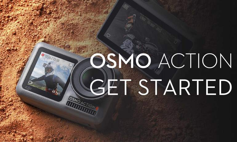 DJI – Osmo Action – Get Started